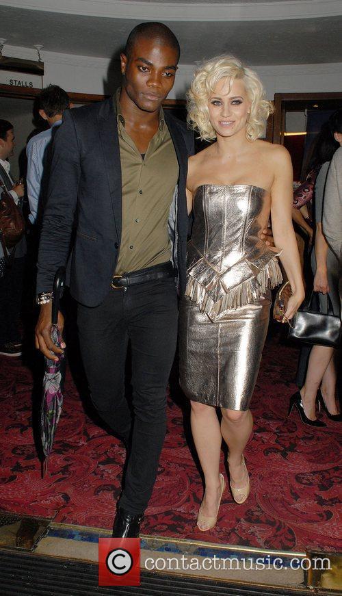 BB Kaye and Kimberly Wyatt,  at The...