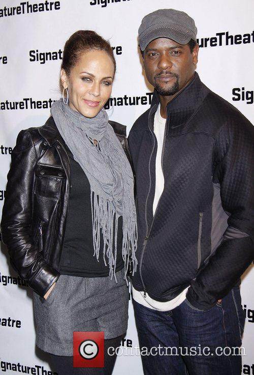 Nicole Ari Parker and Blair Underwood 1