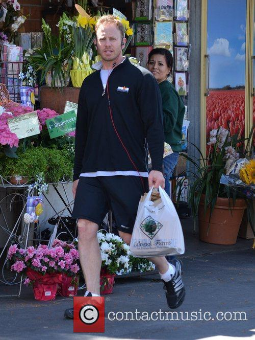 Ian Ziering and Bristol Farms 4