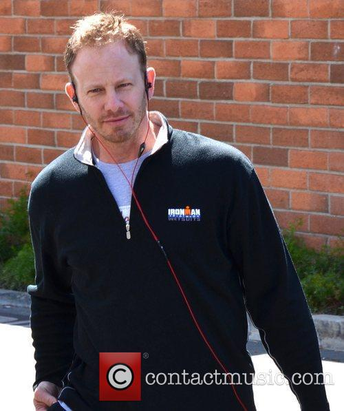 Ian Ziering and Bristol Farms 5