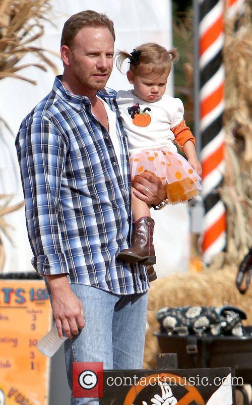 Ian Ziering and Mia Ziering 6