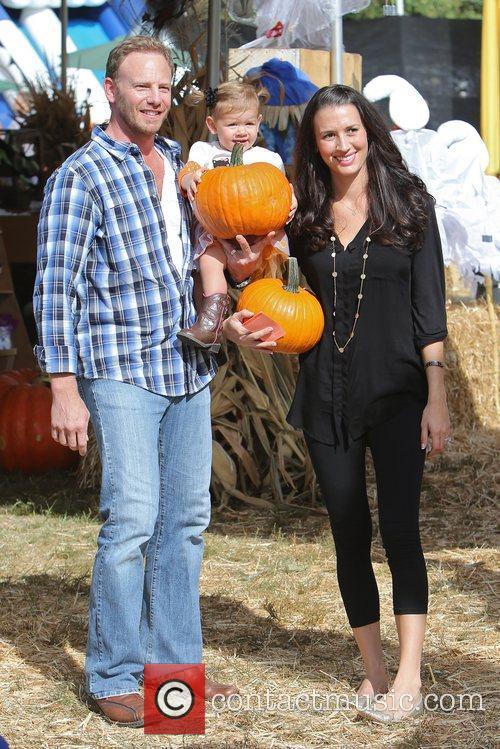 Ian Ziering, Erin Ludwig and Mia Ziering 14