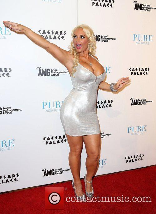Coco Austin and Caesars Palace 15