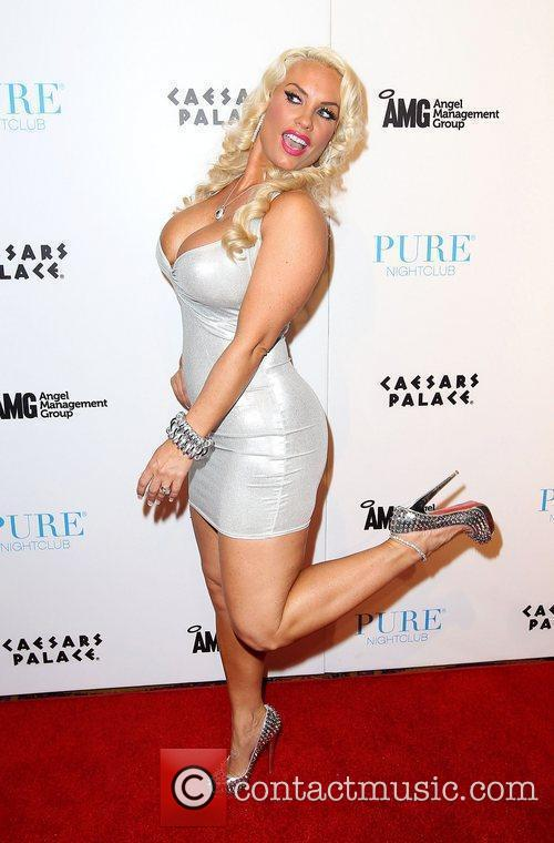 Coco Austin and Caesars Palace 9