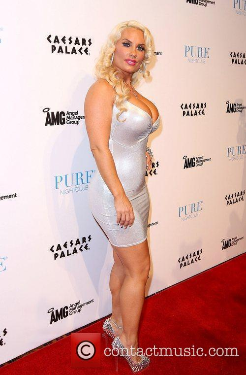 Coco Austin and Caesars Palace 12