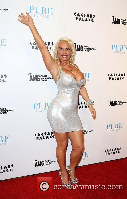 Coco Austin and Caesars Palace 17
