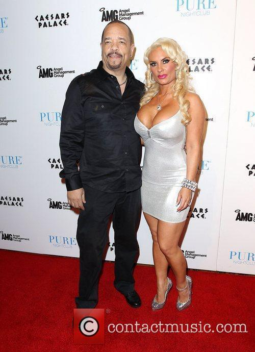 Ice-t, Coco Austin and Caesars Palace 1