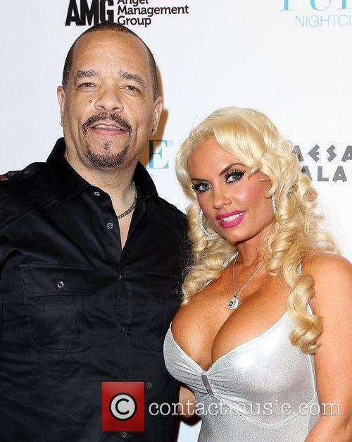 Ice-t, Coco Austin and Caesars Palace 2