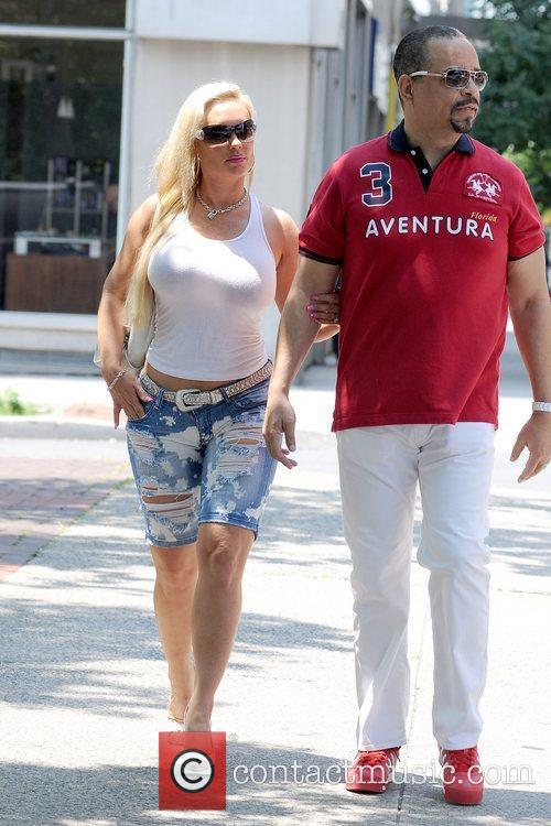 Coco Austin and Ice-t 11