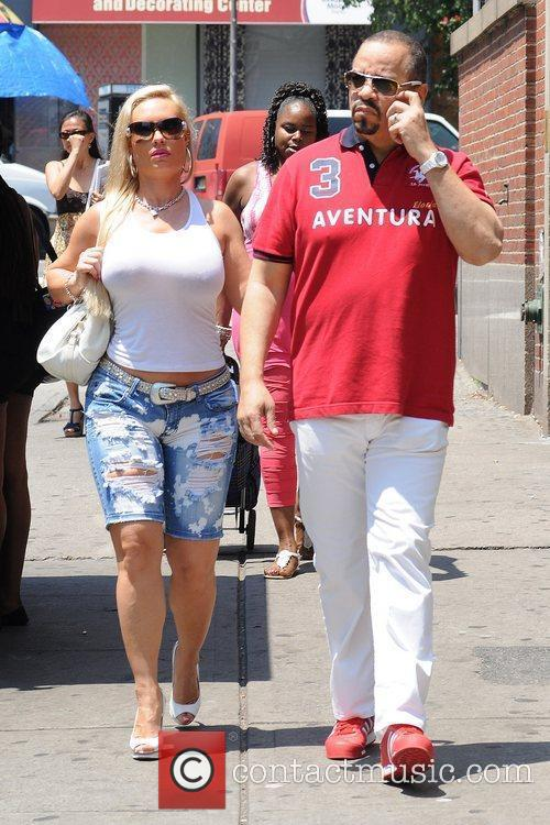 Coco Austin and Ice-T 12