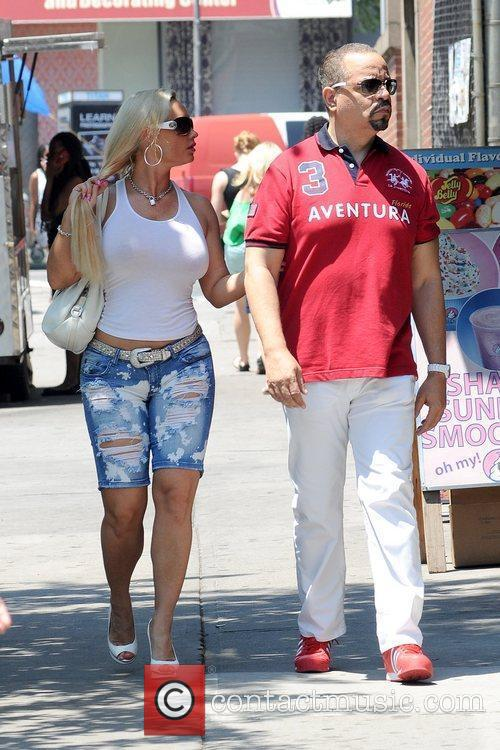 Coco Austin and Ice-T 13