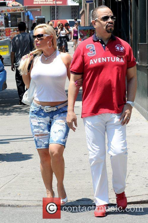 Coco Austin and Ice-T 16
