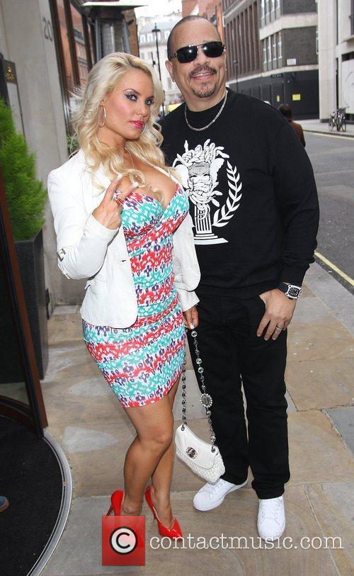 Ice-t and Coco Austin 8