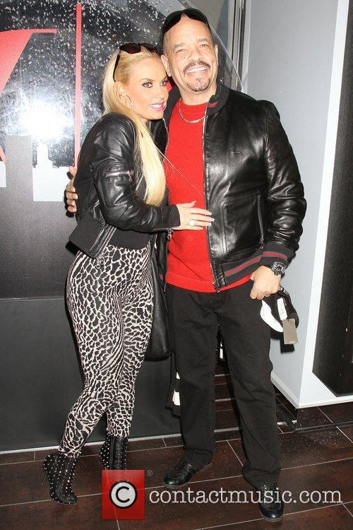 Ice T and Coco 21