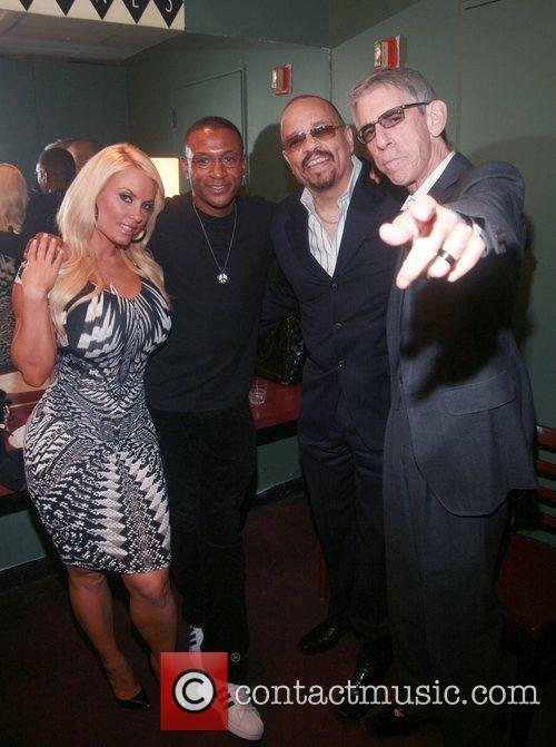 Coco, Tommy Davidson, Ice T and Richard Belzer 3
