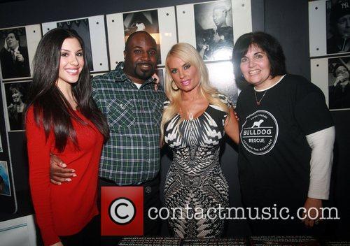 Diana Falzone, Soulgee, Coco and Josephine Ciuzio 2