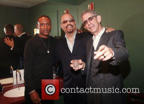 Tommy Davidson, Ice T and Richard Belzer 1