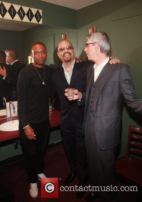 Tommy Davidson, Ice T and Richard Belzer 2