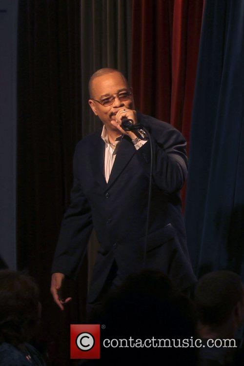 Ice T performs at the Long Island Bulldog...