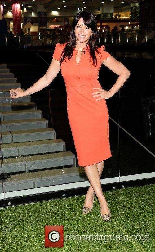 Suzi Perry The opening of the 2012 Ideal...