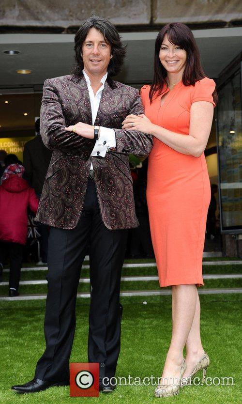 Laurence Llewelyn-bowen and Suzi Perry 1