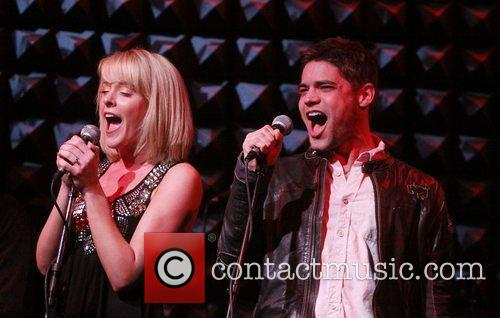 Jeremy Jordan, Kevin Michael and Michael Murphy 3