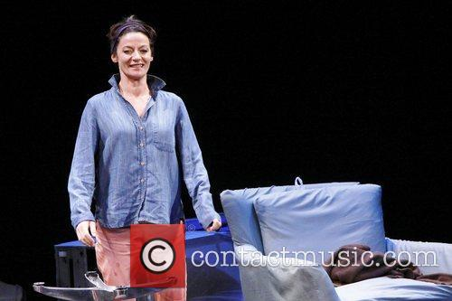 Michelle Gomez Opening, Off-broadway, If There Is I, Haven, Found It Yet, Laura Pels Theatre. New and York City 1