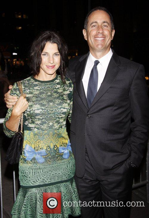 Jessica Seinfeld and Jerry Seinfeld 2
