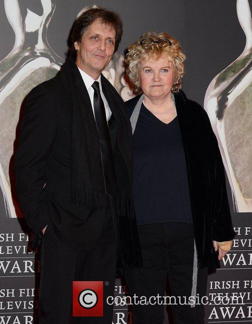 Brenda Fricker and guest The Irish Film and...