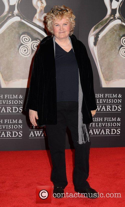 Brenda Fricker The Irish Film and Television Awards...