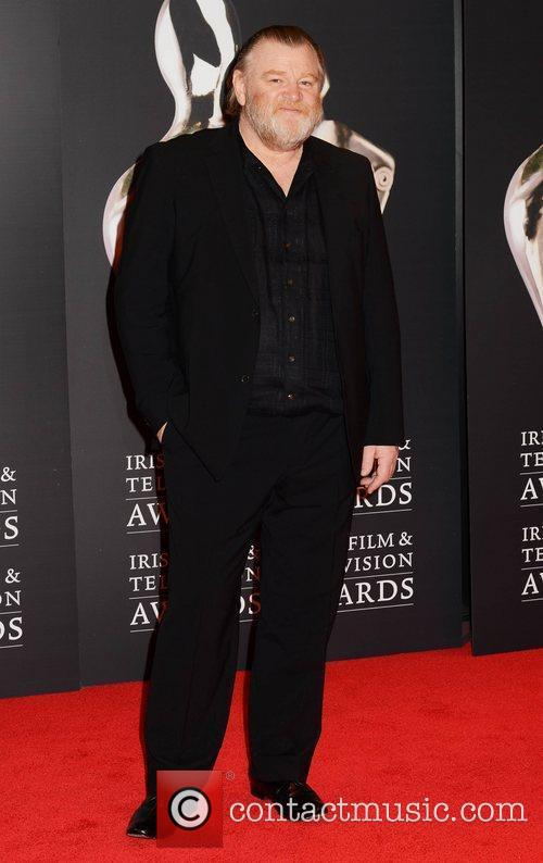 Brendan Gleeson The Irish Film and Television Awards...