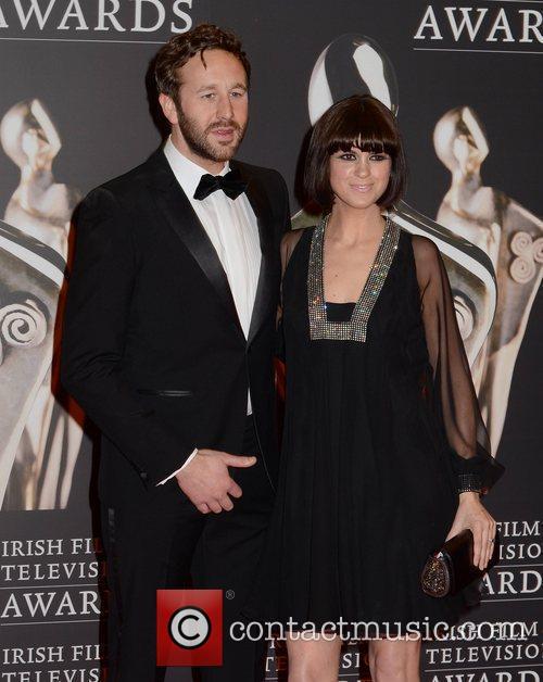 Chris O'Dowd and Dawn Porter The Irish Film...