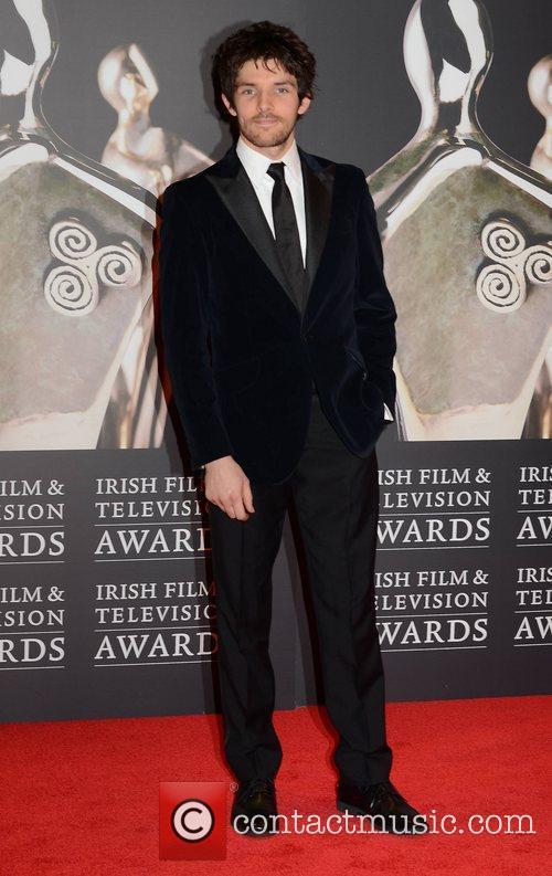 Colin Morgan The Irish Film and Television Awards...