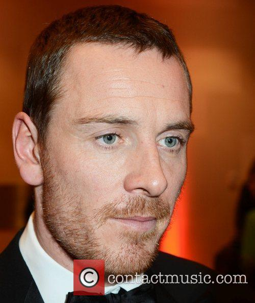 Michael Fassbender The Irish Film and Television Awards...