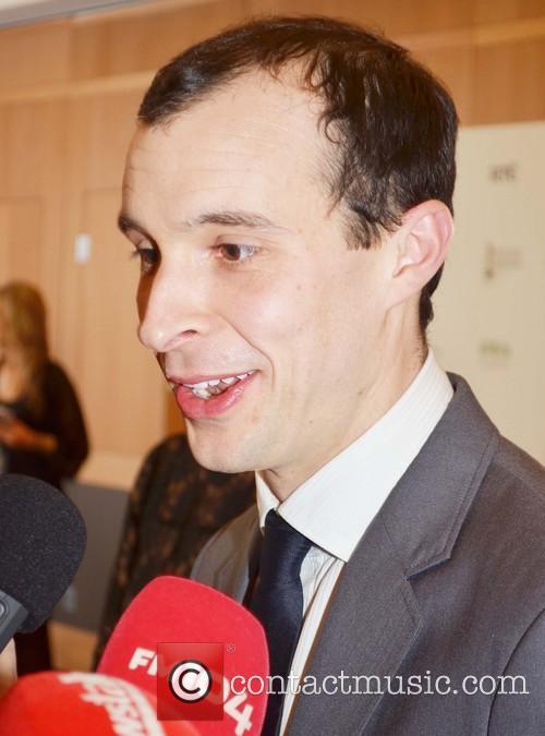 Tom Vaughan Irish Film and Television Awards 2013...