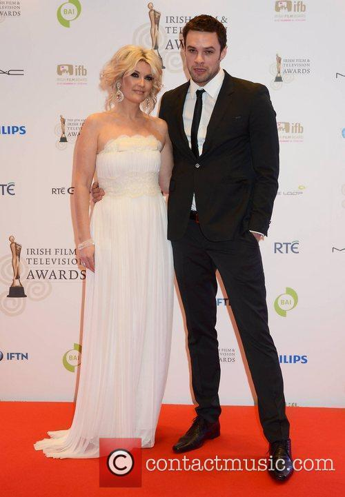 Lisa Fitzpatrick, Niall Breslin  The Irish Film...