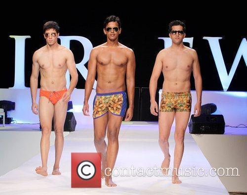 India Resort Fashion Week - Day 3 -...