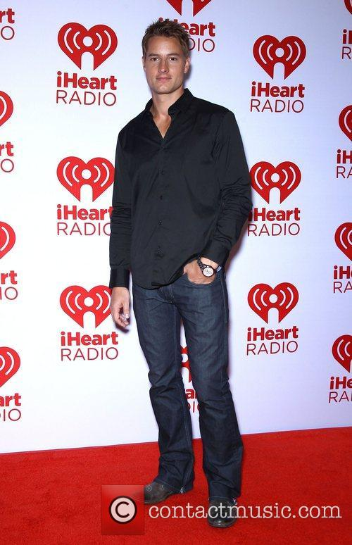 Justin Hartley iHeart Radio Music Festival 2012 Day...