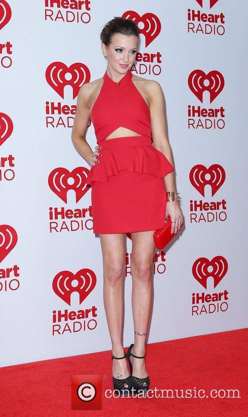 katie cassidy iheart radio music festival 2012 4094143