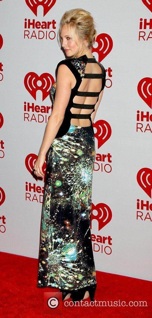 Candice Accola,  at the iHeart Radio Music...