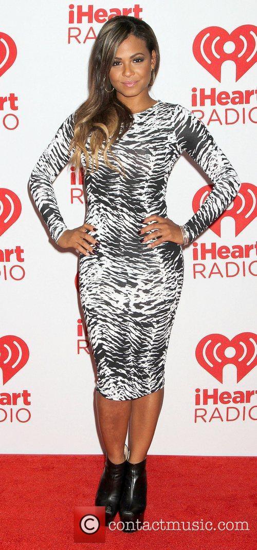 Christina Milian,  at the iHeart Radio Music...