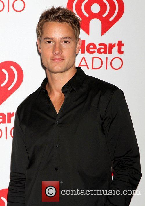 Justin Hartley,  at the iHeart Radio Music...