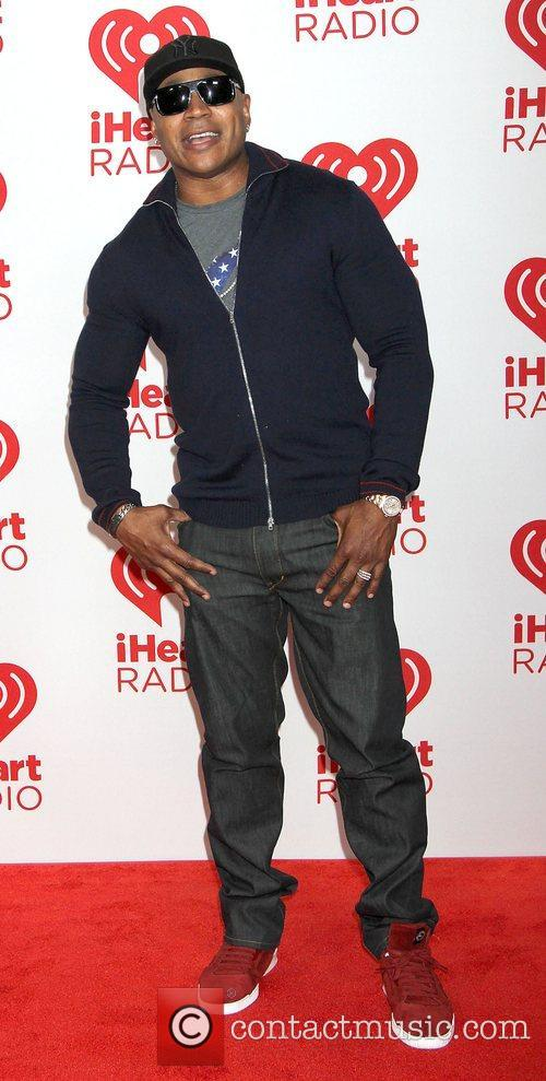 LL Cool J,  at the iHeart Radio...