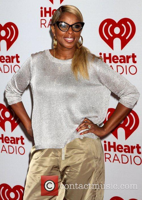 Mary J. Blige,  at the iHeart Radio...