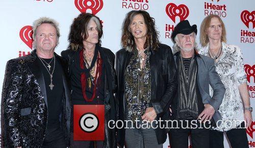 Aerosmith, iHeart Radio Festival