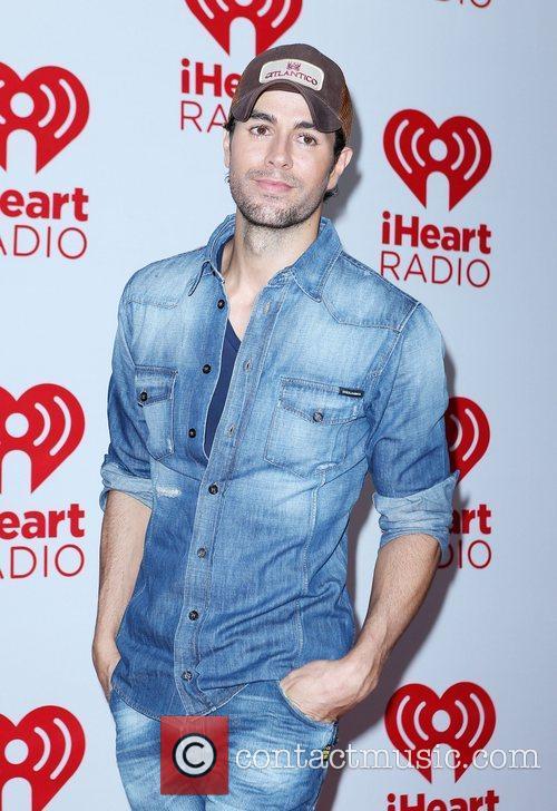 Enrique Iglesias iHeart Radio Music Festival 2012 Day...