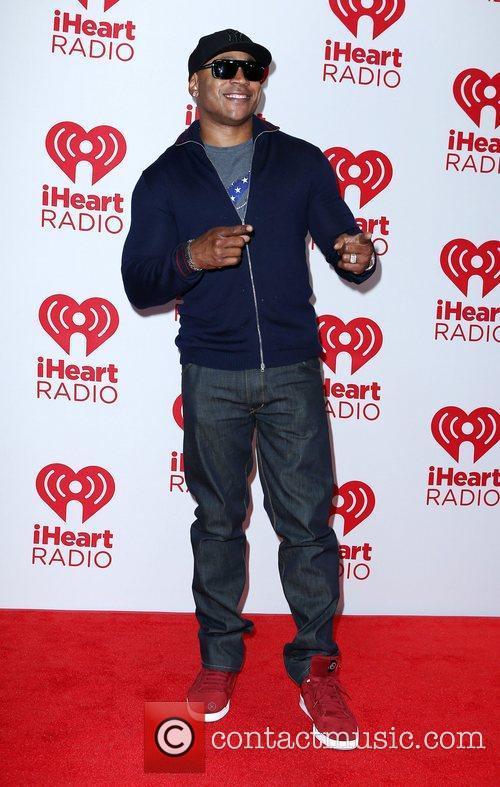 LL Cool J iHeart Radio Music Festival 2012...