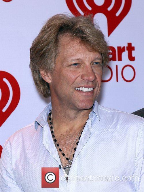 Jon Bon Jovi iHeartRadio Music Festival at MGM...