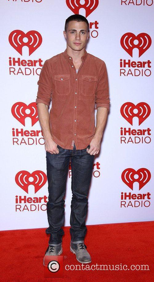 Colton Haynes iHeartRadio Music Festival at MGM Grand...