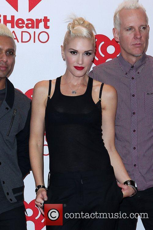 Gwen Stefani iHeartRadio Music Festival at MGM Grand...